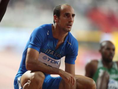 Atletica, Davide Re fallisce l'assalto al record italiano dei 500 metri. Randazzo corre 10.32