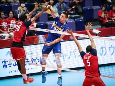 Volley, Coppa del Mondo 2019: Italia-Egitto 3-0, terza vittoria degli azzurri. Kooy top scorer