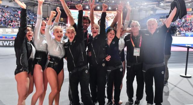 Ginnastica artistica, le Fate entrano nelle Fiamme Oro: l'Italia bronzo ai Mondiali ottiene l'ingresso in Polizia di Stato