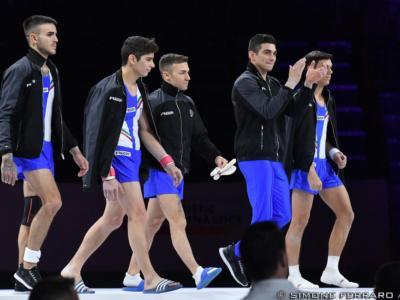 Ginnastica, Mondiali 2019: qualificazioni maschili, risultati e classifiche prima giornata. Italia sesta con la squadra, Lodadio quinto agli anelli