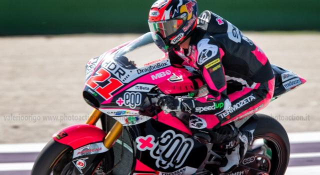 Moto2, risultato FP3 GP Aragon 2020: Fabio Di Giannantonio il migliore, Bezzecchi 9°, Bastianini 10° e Marini 12° in Q2