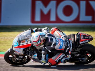 Moto2, risultati FP2 GP Catalogna 2020: Marcel Schrotter beffa Fabio Di Giannantonio, italiani nella top14