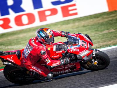 "VIDEO Danilo Petrucci, Test MotoGP Sepang: ""Ho visto bene Yamaha e Suzuki, non siamo lontani sul passo"""