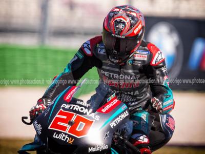 MotoGP, Yamaha e Suzuki benedicono le nuove gomme, Ducati e Honda in difficoltà nei test a Sepang