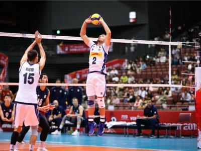 Volley, Nations League: l'Italia a caccia del riscatto contro la Slovenia