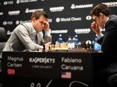 Scacchi, FIDE Grand Swiss 2019: Magnus Carlsen e Fabiano Caruana si sfidano oggi nel nono turno