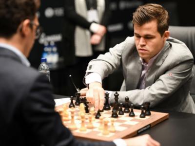 Scacchi, FIDE Grand Swiss 2019: patte per Caruana, Carlsen e Vocaturo. 14 giocatori racchiusi in mezzo punto a tre turni dalla fine