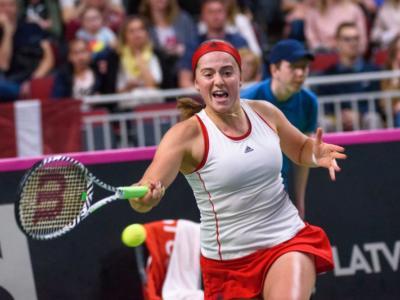 WTA San Pietroburgo 2021, i risultati del 15 marzo: agli ottavi Zvonareva, Ostapenko e Sasnovich