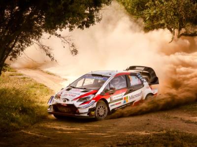 Rally Galles 2019: Meeke al comando dopo la SS1 davanti a Neuville, Tanak già in difficoltà