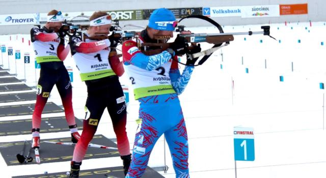 Biathlon, Ibu Cup: la tappa della Val Ridanna spostata all'8-14 marzo