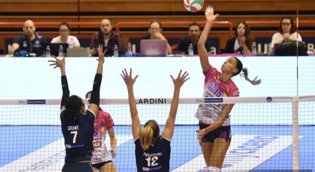 Volley femminile, Serie A1 2019-2020, anticipo quarta giornata: Novara vince la battaglia con Busto Arsizio e risale la china
