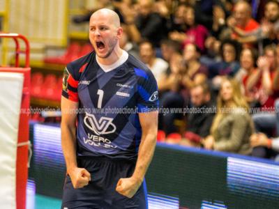 Volley, SuperLega 2020: Monza vince 3-1 contro Piacenza. Kurek e Dzavoronokincontenibili