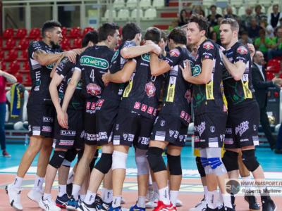 """Volley, Mattia Bottolo: """"Sogno l'Olimpiade, ma vedo altri giocatori davanti a me"""""""