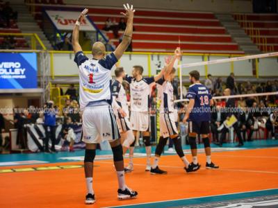 Volley, Challenge Cup 2020: Milano liquida la pratica Saaremaa e accede alle semifinali