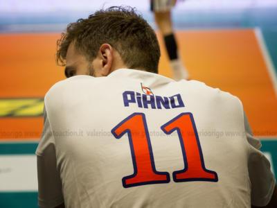 """Volley, Matteo Piano: """"Nemmeno dopo l'argento di Rio ho ricevuto così tante chiamate e messaggi, sono commosso e grato"""""""