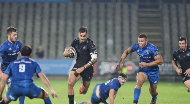 Rugby, Pro 14: Zebre-Leinster 0-3, i bianconeri imbrigliano gli irlandesi ma non basta