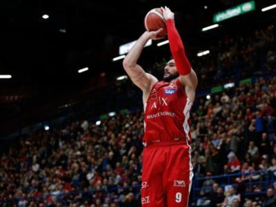 Basket, i migliori italiani della 7a giornata di Serie A. Moraschini, Tessitori e il duo Laquintana-Abass in primo piano