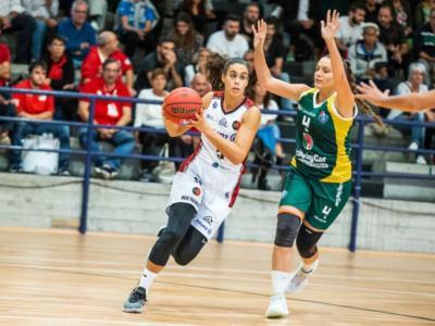 Basket femminile, le migliori italiane della 5a giornata di Serie A1. Crudo e Consolini sugli scudi, molto bene anche Kacerik e Baldelli