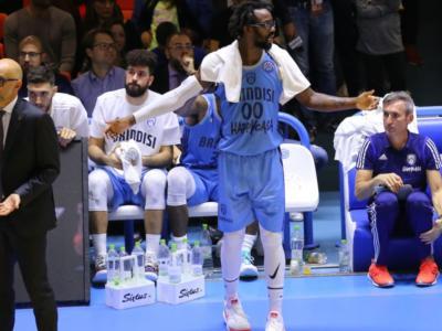 Basket, Brindisi perde anche a Szombathely e viene eliminata dalla Champions League 2020