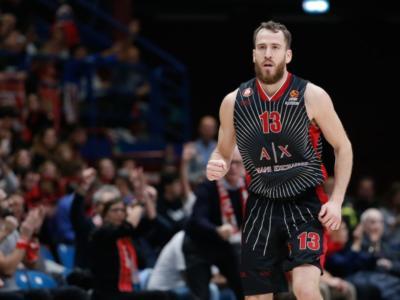 Basket, Eurolega 2019-2020: Sergio Rodriguez eletto MVP del mese di ottobre. Subito in luce la stella dell'Olimpia Milano