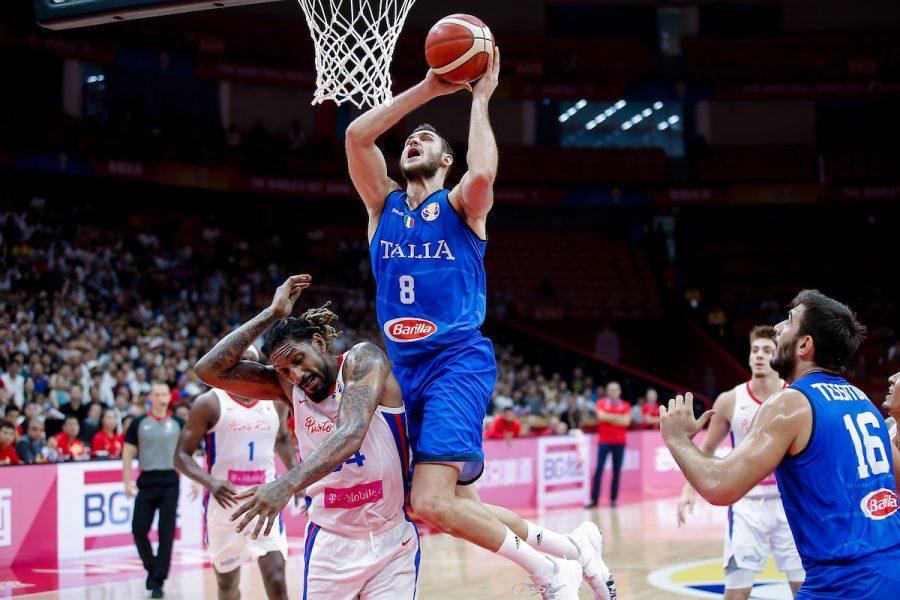 Basket Olimpiadi