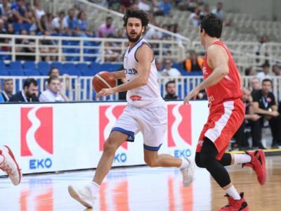 Basket, Luca Vitali lascia la Nazionale: 149 presenze tra il 2006 e il 2019