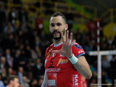 Volley, Civitanova-Knack Roeselare non si gioca: Lube in semifinale di Champions League