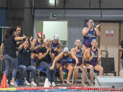 Pallanuoto femminile, Serie A1 2021: CSS Verona-Orizzonte Catania 5-9 nel posticipo del quinto turno del Preliminary Round Scudetto