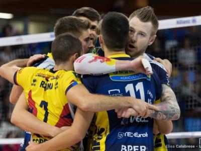 Volley, CEV Cup 2020: Modena travolge l'Ajaccio nell'andata dei quarti e ipoteca la semifinale
