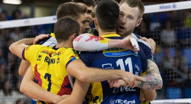 Volley, CEV Cup 2020: Modena vola agli ottavi di finale, i Canarini eliminano l'Olympiacos