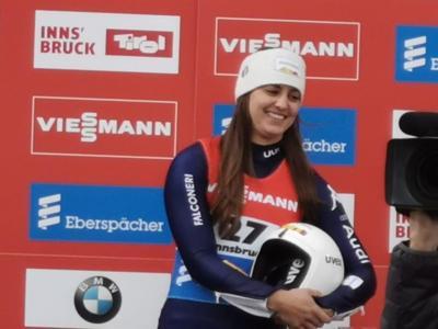 Slittino femminile, Mondiali 2020: Ekaterina Katnikova domina la prima manche del singolo, settima Andrea Voetter