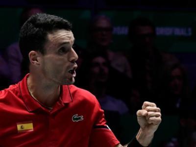 Coppa Davis 2019: Spagna-Canada 1-0, Bautista Agut batte Auger-Aliassime portando i padroni di casa a un passo dal trionfo