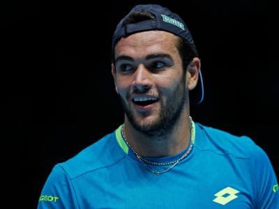 """Tennis, Matteo Berrettini: """"Sinner è impressionante, Fognini è la guida del movimento italiano"""""""