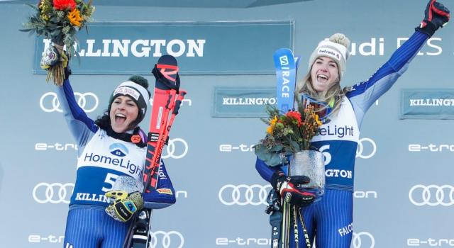 Sci alpino, Coppa del Mondo 2019-2020: Bassino-Brignone, a Killington le gigantiste azzurre si esaltano. A Lake Louise Paris subito in grande spolvero