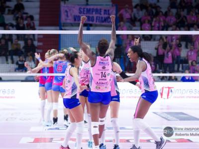 Casalmaggiore-Firenze oggi, Supercoppa Italiana volley femminile: orario, tv, programma, streaming in chiaro