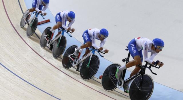 Ciclismo su pista, Europei 2020: il covid e gli infortuni costringono l'Italia a un ampio turnover
