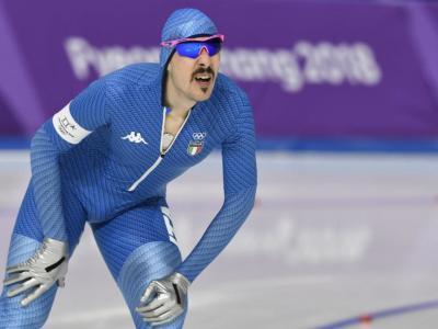 Speed skating, Davide Ghiotto quarto sui 5000 metri nella Coppa del Mondo Calgary 2020