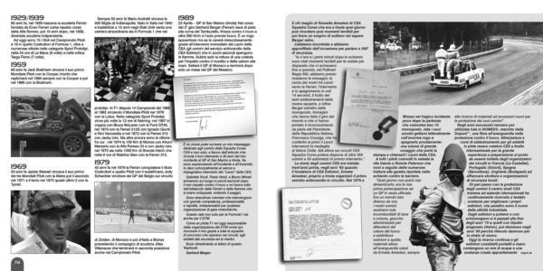 Annuario F1 2019: un volume illustrato ricco di foto, statis