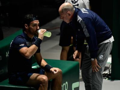 Coppa Davis 2019: il doppio sorride a Sock/Querrey, ko Fognini/Bolelli in tre set. Azzurri eliminati