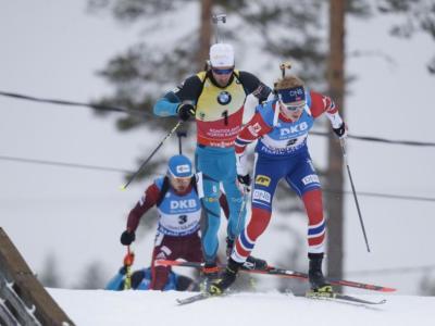 Biathlon, Sprint maschile Le Grand Bornand 2019: sarà ancora Bø contro Fourcade. Il norvegese a caccia della storia