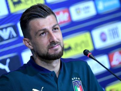 """Calcio, Francesco Acerbi su Bosnia-Italia: """"A Zenica per vincere. 2 anni dal ko contro la Svezia? Guardiamo avanti"""""""