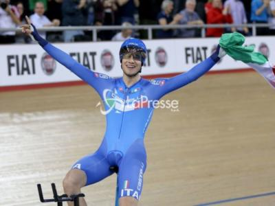 Ciclismo su pista, Coppa del Mondo 2019: i convocati dell'Italia per Glasgow. C'è Filippo Ganna, assente Paternoster