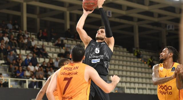 Trento-Buducnost basket, EuroCup oggi: orario d'inizio, come vederla in tv e streaming