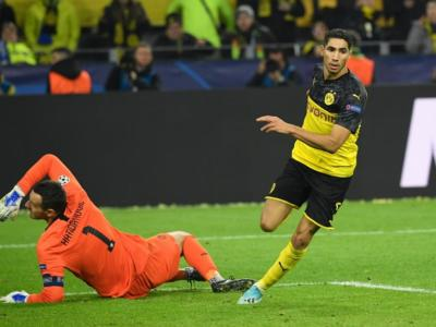 Calcio, Champions League 2019-2020: l'Inter crolla nella ripresa a Dortmund, pari casalingo del Napoli contro il Salisburgo