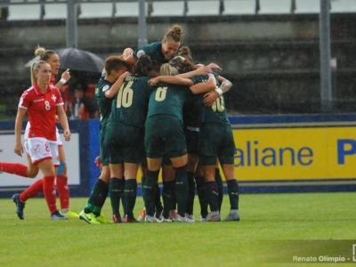 Calcio femminile, Qualificazioni Europei 2021: le azzurre vincono e convincono contro Malta, ma la Danimarca fa paura