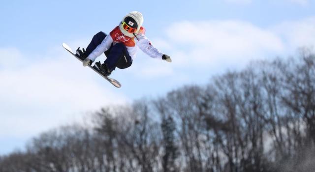 Snowboard, Coppa del Mondo Big Air 2021: a Kreischberg trionfano Max Parrot e Zoi Sadowski-Synnott