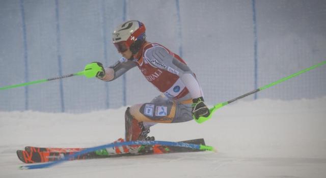 Sci alpino, slalom maschile Levi: un round per ciascuno tra Kristoffersen e Pinturault, per la Coppa sarà duello fino alla fine
