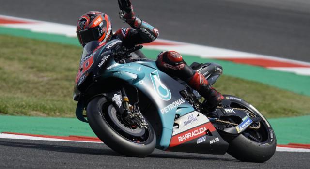VIDEO Presentazione Yamaha Petronas 2020, Quartararo e Morbidelli svelato la moto per il Mondiale MotoGP