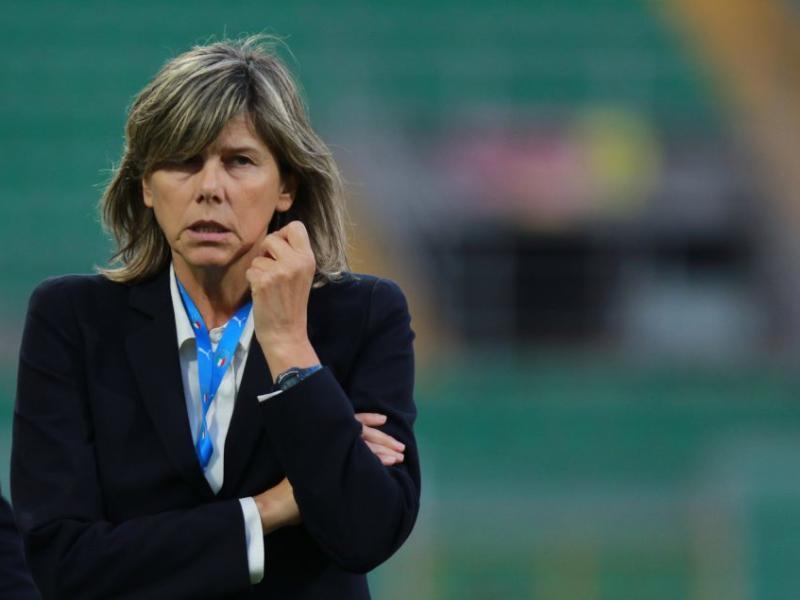 """Calcio femminile, Milena Bertolini: """"Siamo felici per la vittoria, ma dobbiamo essere più cattive"""""""