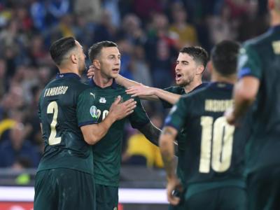 LIVE Italia-Armenia 9-1, Qualificazioni Europei 2020 in DIRETTA: record di vittorie per gli azzurri e goleada. Pagelle e highlights